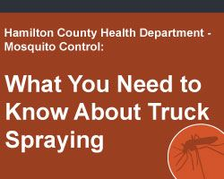 What you need to know about mosquito truck spraying