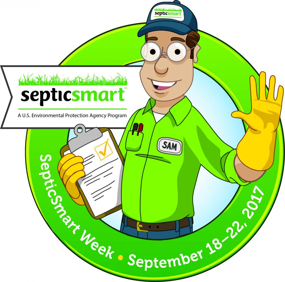 septic smart week is Sept. 18 through Sept. 22, 2017