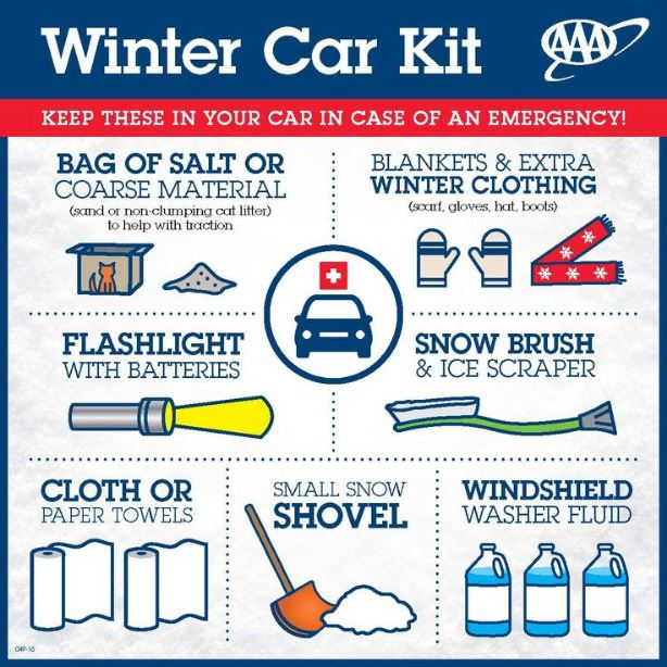 Winter Car Kit Poster