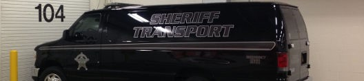 Sheriff Transport Van