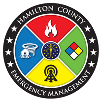 Hamilton County Emergency Management Logo