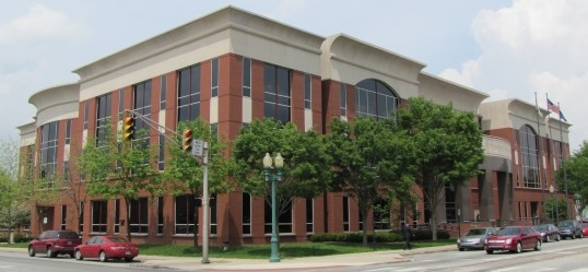 Hamilton County Government and Judicial Center Building