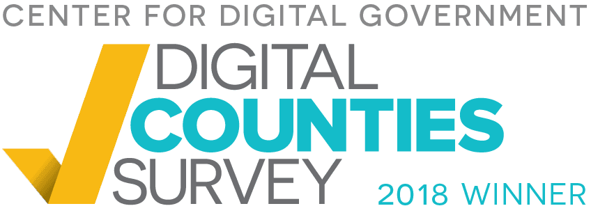 Digital Counties winner 2018