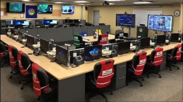 Hamilton County Emergency Operations Center