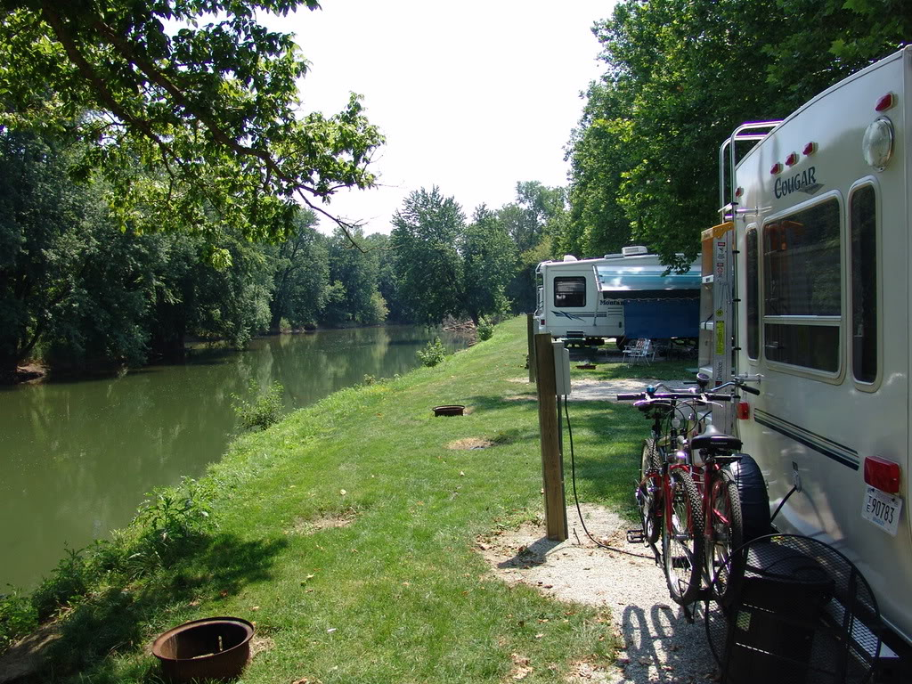 White River Campground 1